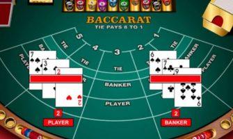 Cara Mudah Bermain 3 Cards Baccarat