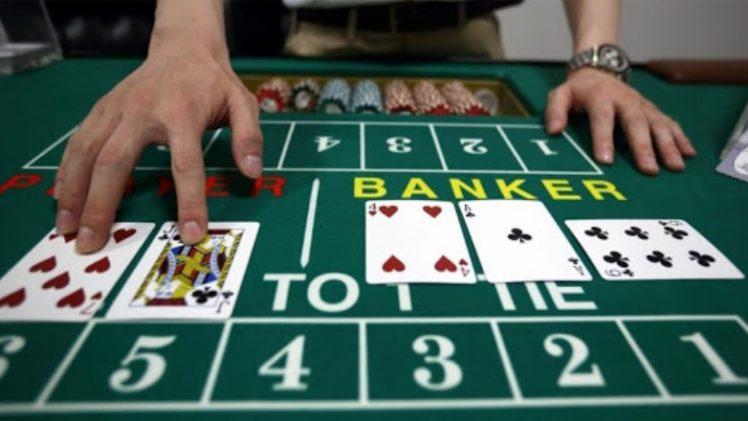3 Card Baccarat - Strategi Untuk Menang 3 Card Baccarat